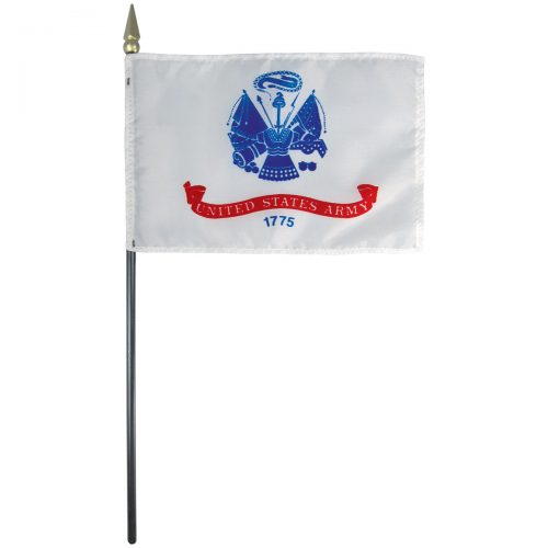 Army Mounted Flag