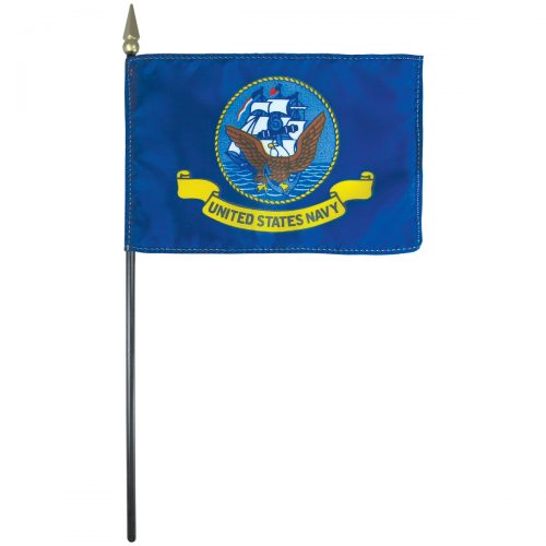 Navy Mounted Flag