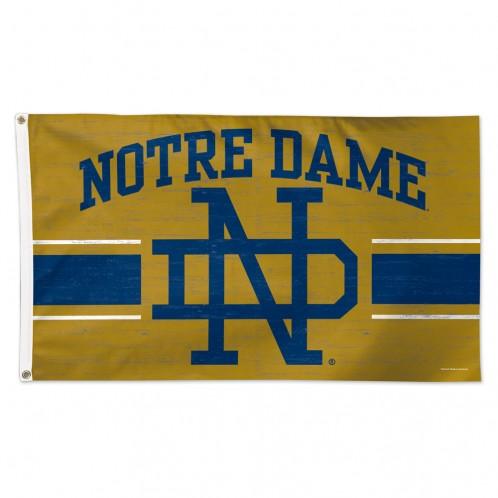 Notre Dame Vault Flag
