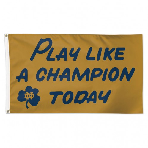 Notre Dame Play Like A Champion