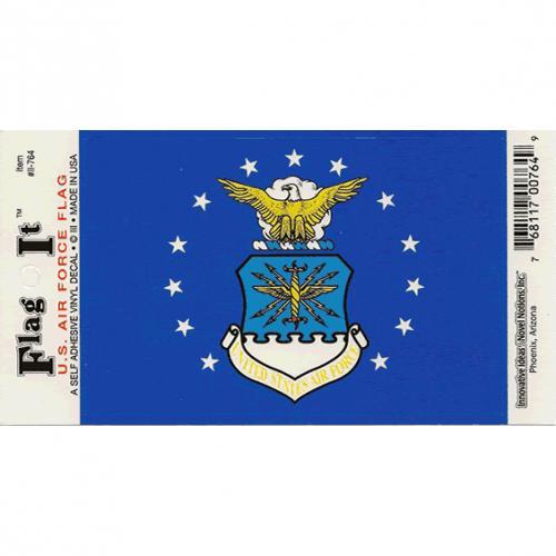 Air Force Flag Sticker