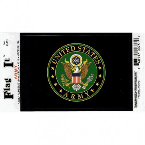 Army Seal Sticker