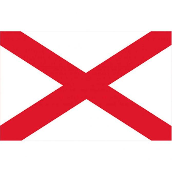 Cross of St Patrick Flag
