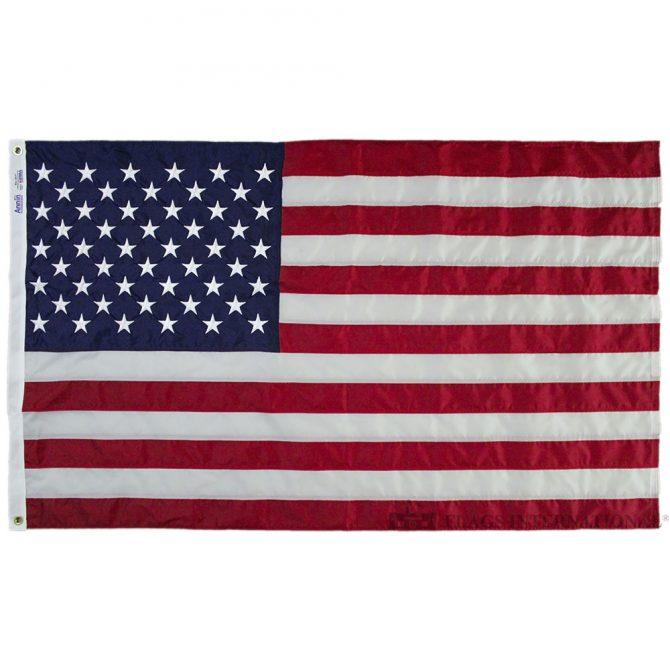 Nyl-Glo Annin US Flag