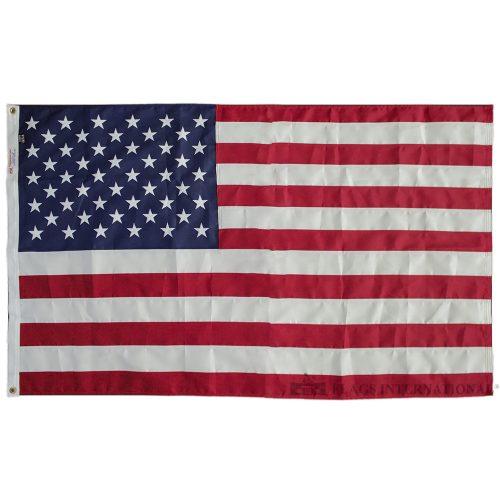 Premium Polyester US Flag