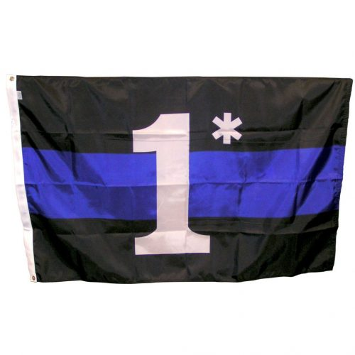 One Asterisk Flag