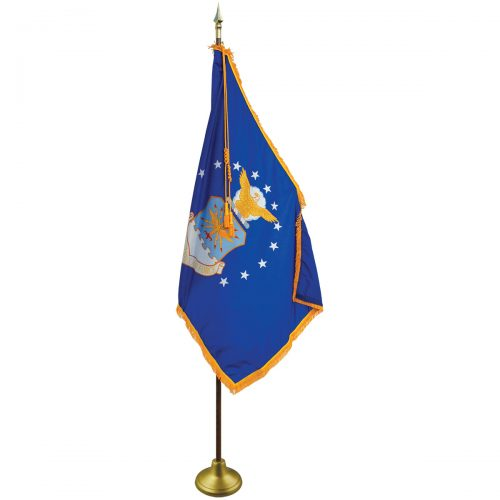 Air Force Ceremonial Flag Set