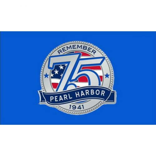 3x5 Pearl Harbor Remembrance Flag