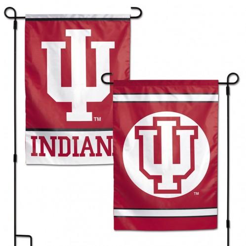 Indiana University Garden Flag