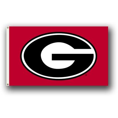 Georgia Bulldogs Flag