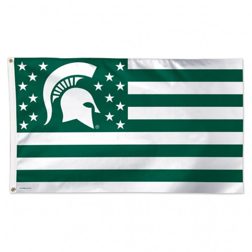 Michigan State Stars and Stripes