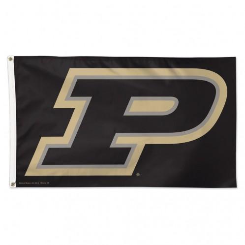 Purdue Deluxe Flag