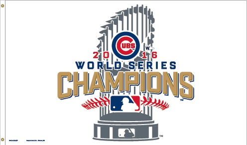 Chicago Cubs World Series Champion