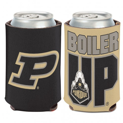 "Purdue Can Cooler ""Boiler Up"""