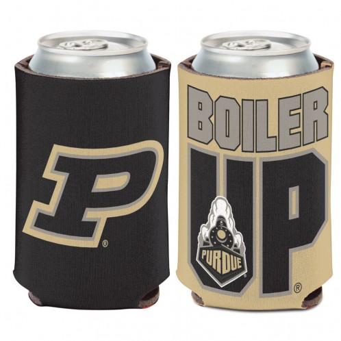 "Purdue Can Cooler ""Boiler Up"""
