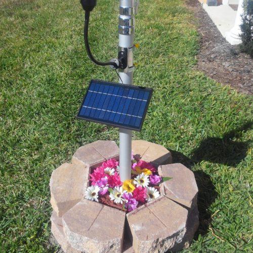 Commercial Solar Light