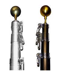 20' Titan Telescoping Flagpole