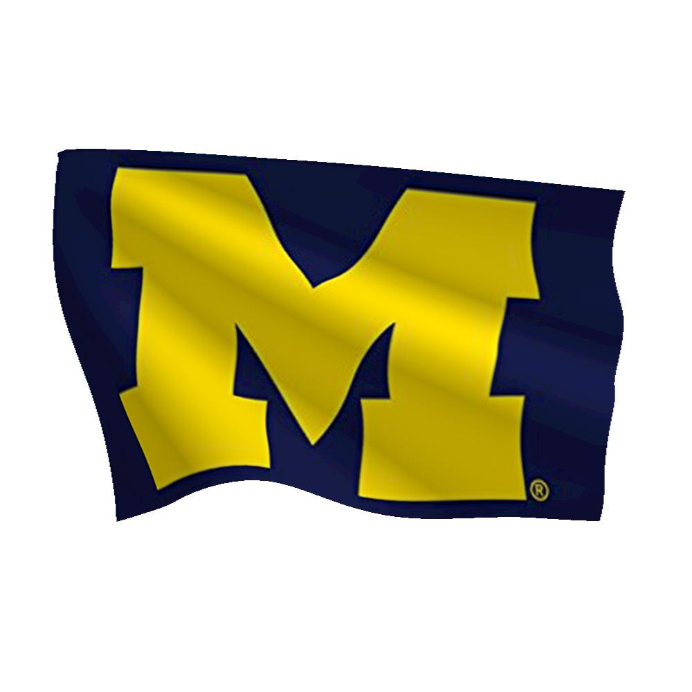 University of Michigan Flag (High-Quality) - Flags International