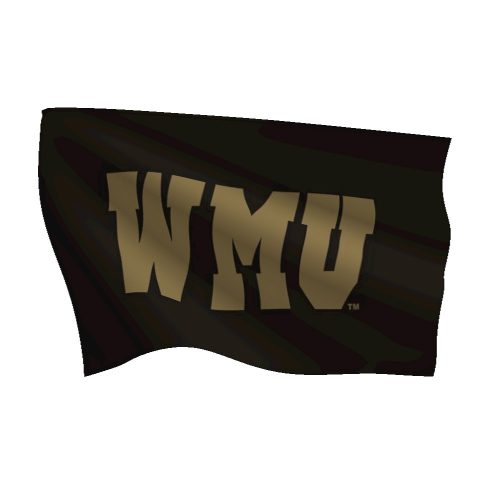 Western Michigan University Flag