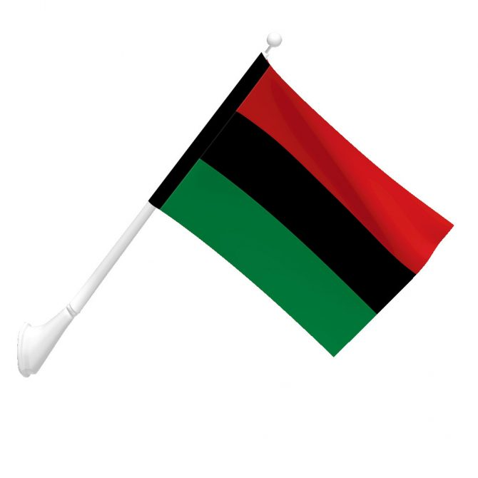 Afro American Flag