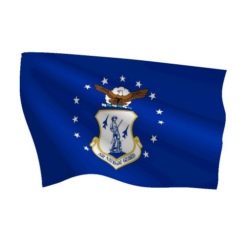 Air Force National Guard Flag