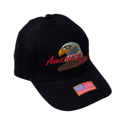 American Spirit Embroidered Hat
