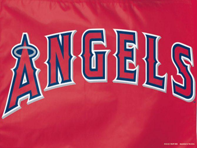 Anaheim Angels Flag