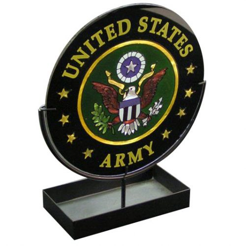 Army Suncatcher
