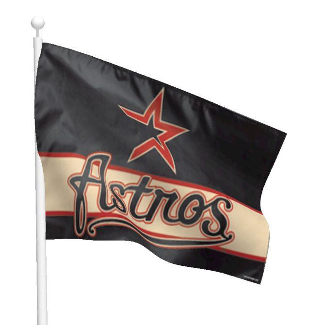 Houston Astros Flag