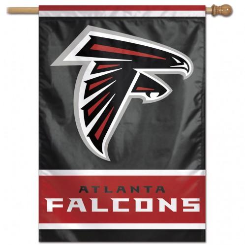 Atlanta Falcons Vertical Flag