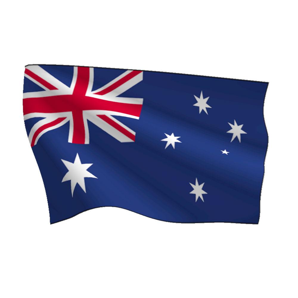 australia flag heavy duty nylon flag flags international