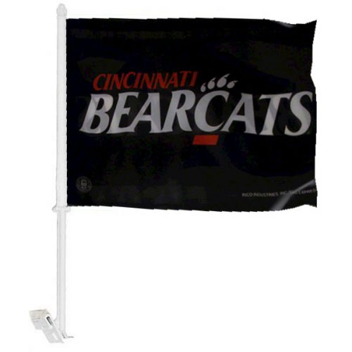 University of Cincinnati Car Window Flag