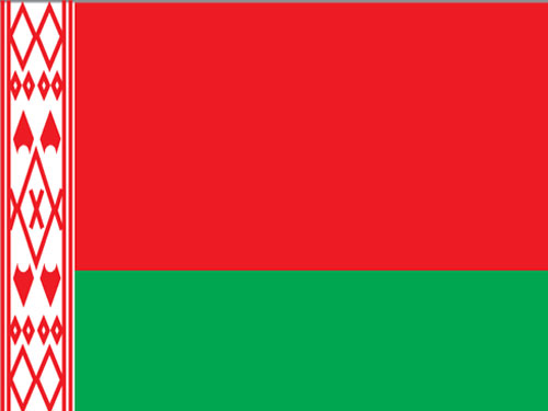 Polyester Belarus Flag (Light Duty) | Flags International