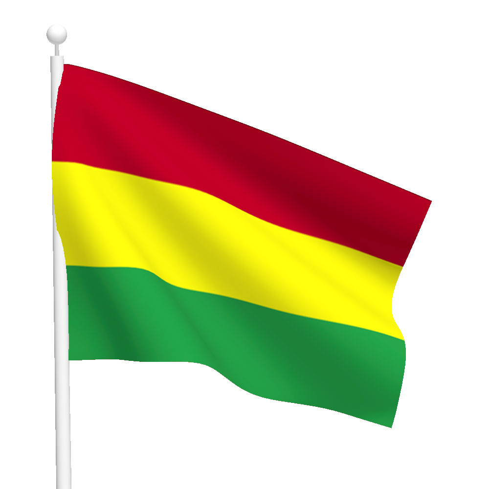 Bolivia Flag (Heavy Duty Outdoor Flag) - Flags International
