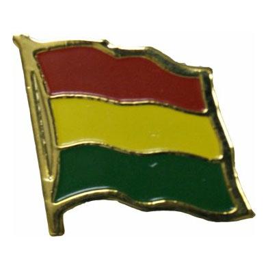Bolivia Flag Lapel Pin