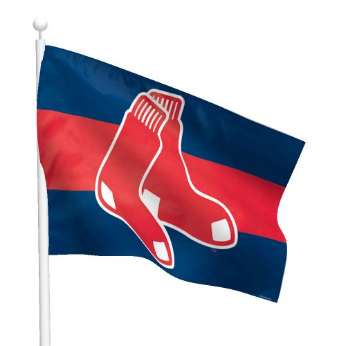 Boston Red Sox Flag