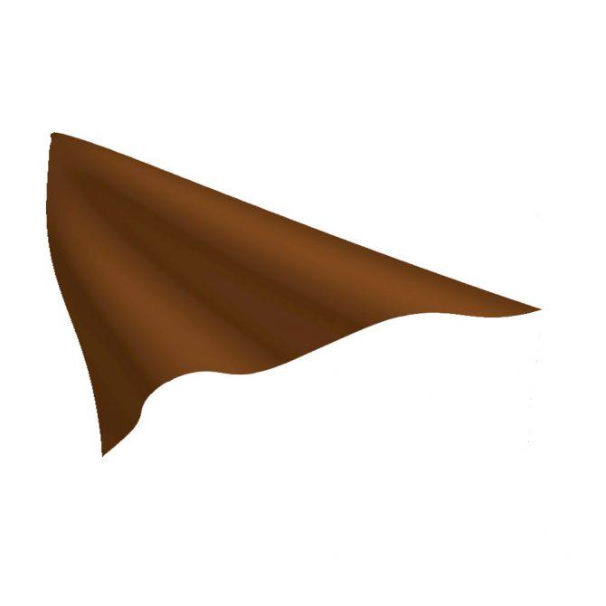 Brown Pennant