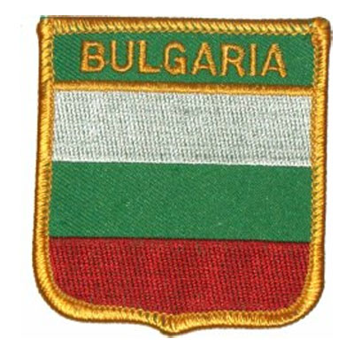 Flag of Bulgaria Patch