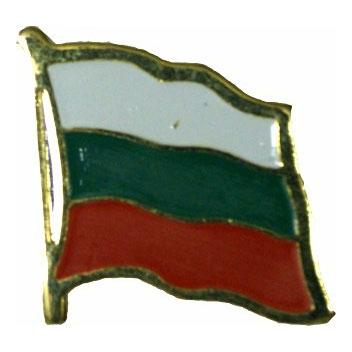 Bulgaria Flag Lapel Pin