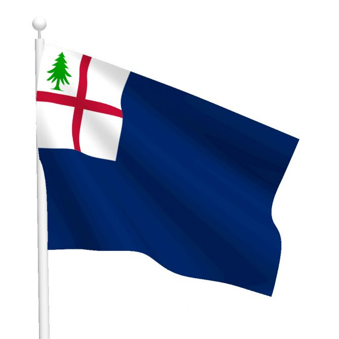 3ft x 5ft Bunker Hill Flag
