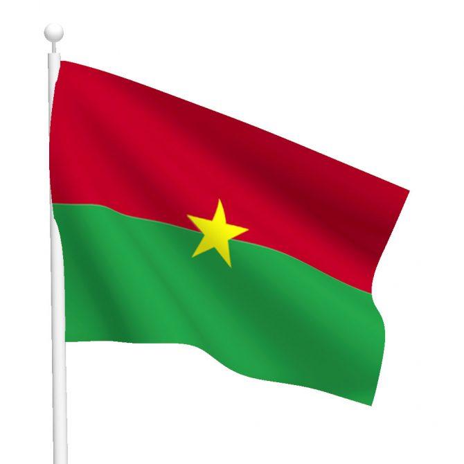 Burkina Flag
