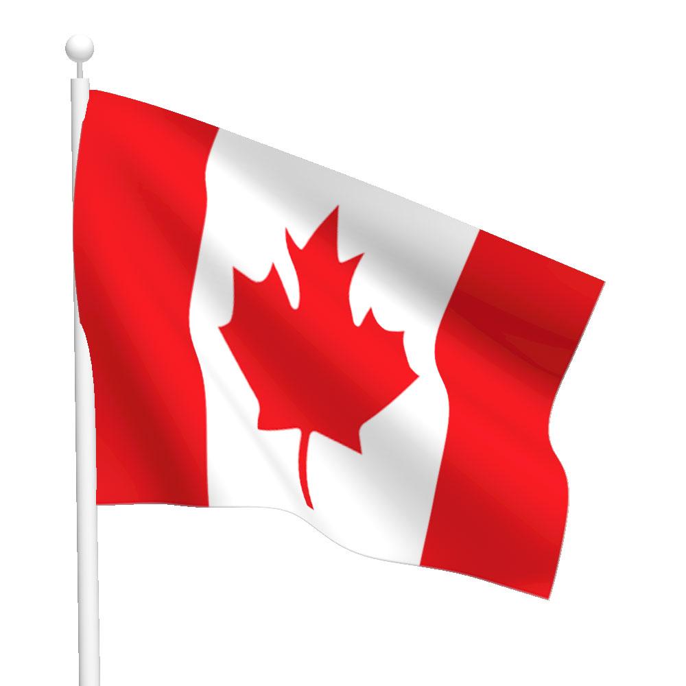 Canada Flag (Heavy Duty Nylon Flag) | Flags International