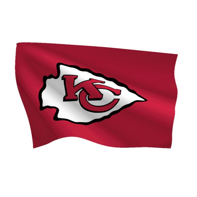 Kansas City Chiefs Flag