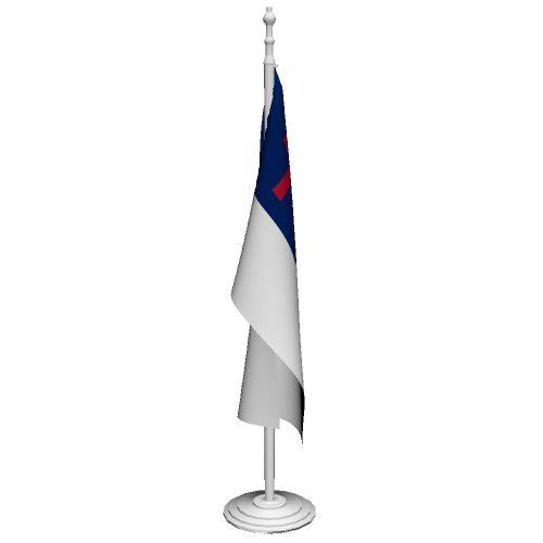 Indoor Religious Flags