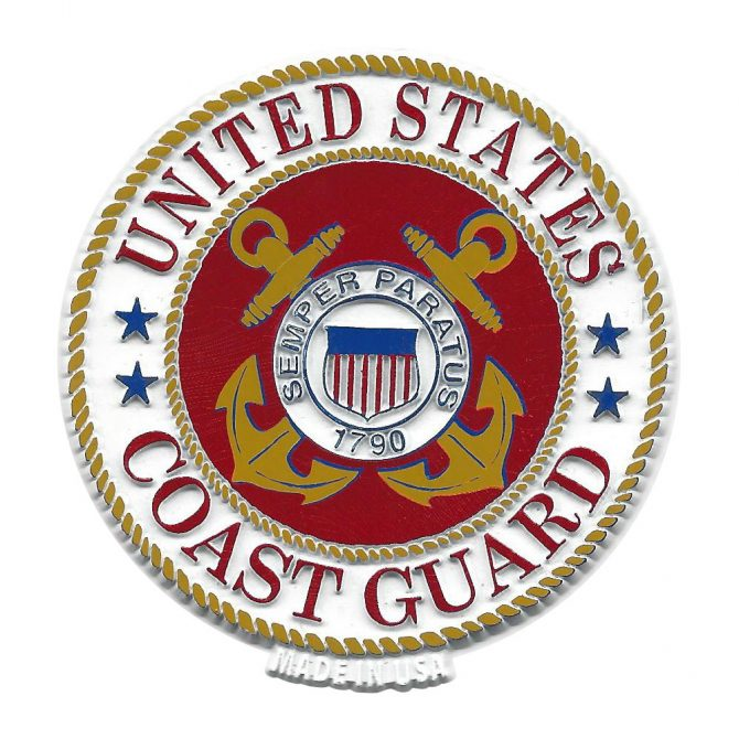 Coast Guard Seal Magnet
