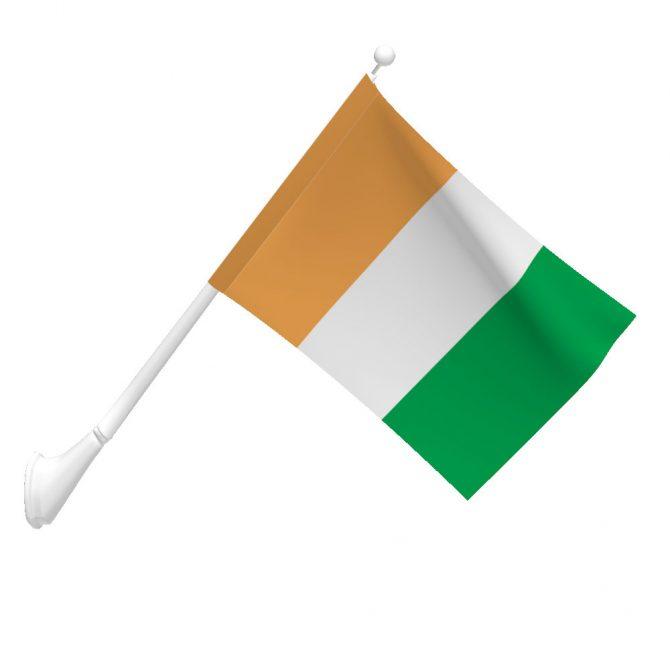 Cote D'ivoire Flag (Ivory Coast)