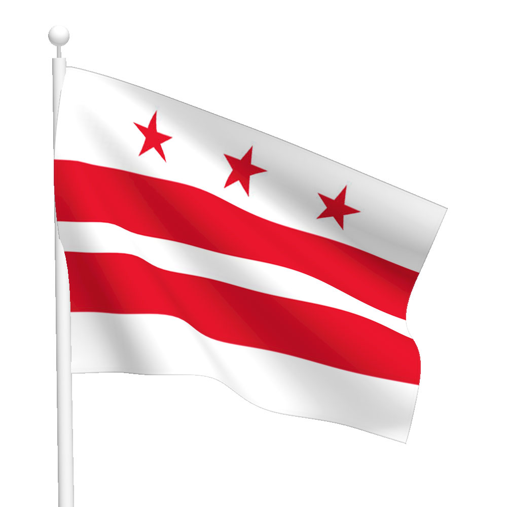 District Of Columbia Flag Flags International