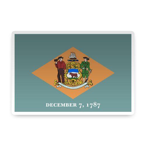 Delaware Sticker