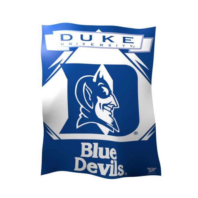 Duke University Polyester Banner