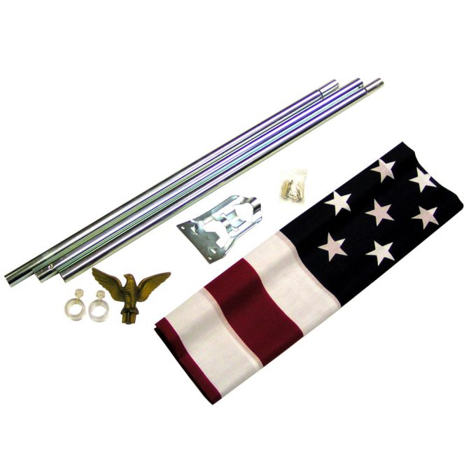Durawave Flag Set